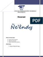 Ñe'ê guarani