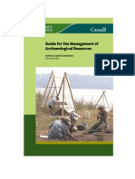 NCC Guide Management Archaeological Resources Feb 2008
