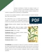 Libro de Especies