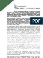 Documento n3. Derecho Electoral