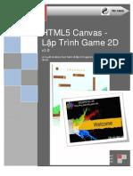 HTML5 Canvas Lap Trinh Game 2D