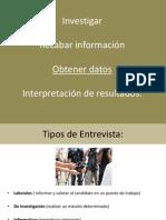 Material d_Entrevista Estructurada y No estructurada_Investigación