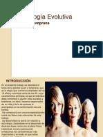 Psicología Evolutiva adultez temprana