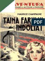Maurice Champagne - Taina farului îndoliat [v. 1.0]