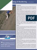 Rock Climbing (Snowdonia Active Guide)