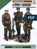 (Ejércitos y Batallas No.12)(Tropas de Élite No.7) Ardenas 1944