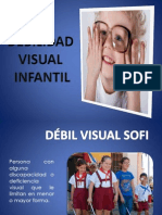 Debil i Dad Visual Infant Il