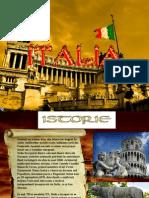 ITALIA REFERAT POWERPOINT