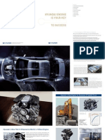 Hyundai Engine Catalog