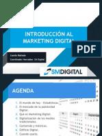 Intro Ducci on Mk Digital