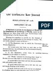 Travancore Wrecks Regulation, Regulation 1 of 1108
