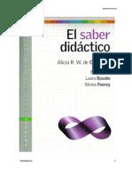 COIS, Estela (2007) PROBLEMAS DE LA ENSEÑANZA Y PROPUESTAS DIDÁCTICAS