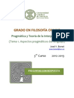 Tema 1 Pragmática por José Vicente Bonet
