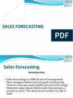 Sales Forecasting[1]