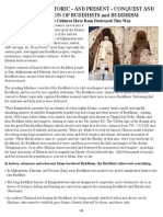 Big Arakan Report VIII - ISLAM'S HISTORIC - and PRESENT - CONQUEST and DESTRUCTION of BUDDHISTS and BUDDHISM