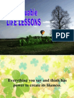 10 Valuable Life Lessons 090425223850 Phpapp01