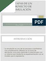 ETAPAS DE UN PROYECTO DE SIMULACIÓN