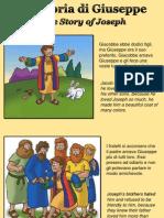 La Storia Di Giuseppe - The Story of Joseph