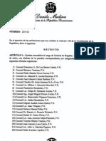 Decreto 257-13