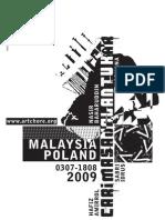 Malaysia-Poland Residency Program Preview Show