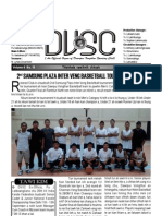 DVSC Newspaper 8th September Issue