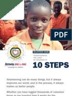 OneByOne Volunteer Guide