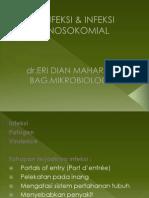 Infeksi & Infeksi Nosokomial by Erinbgcngh