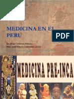 Medicina en el Perú