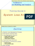 System Loss Process and Results