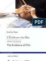 2001, The Evidence of Film