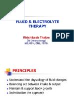 Fluids & Electrolytes Basics