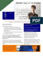 EHS Chemistry Syllabus