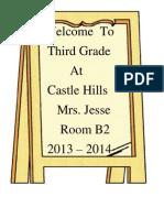 b2 classroom handbook