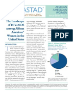 092557_African American Women's Issue Brief No. 1