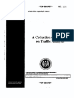 A Collection of Writings on Traffic Analysis