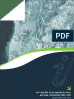 Cartografia de Ocupação do solo Portugal continental 1985-2000 - 2006 (Instituto do Ambiente)