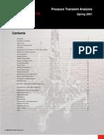 Houston University - Pressure Transient Analysis
