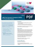 ARIS Testing Tool