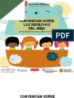 Convención sobre los Derechos del Niño adaptada para 6-8