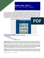 WEBQUEST...WEB QUE? Guía para la realización de una WebQuest