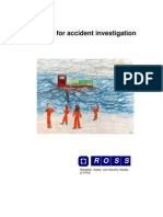 Accident Analysis and methode