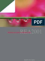 Relatório do Estado do Ambiente - 2001 (Ministério do Ambiente)