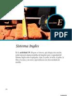 Sistema Ingles de Medicion