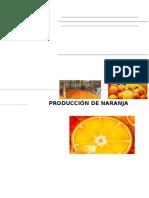 Trabajo de Naranja