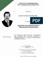 Documentos ILCE