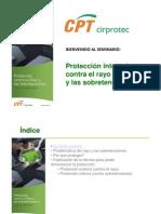 Protecciones Rayos y Sobretensiones