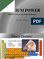 Thorium Power Presentation