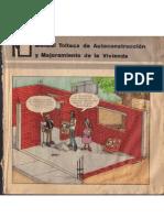 Autoconstrucción y mejoramiento de la vivienda [Manual Tolteca], MUROS
