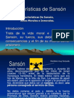 Caracteristicas de Sanson