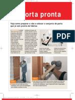 Kit Porta Pronta Equipe de Obras